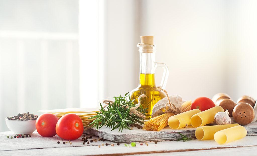 Elementi cardine della Dieta Mediterranea